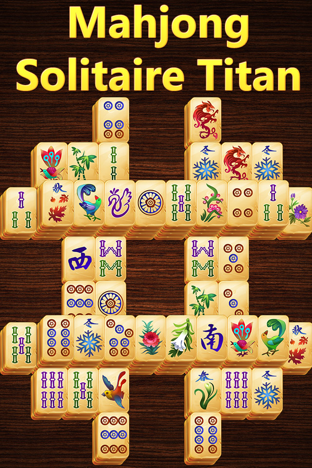 Mahjong Titan for iPhone, iPad, Android - Kristanix Games