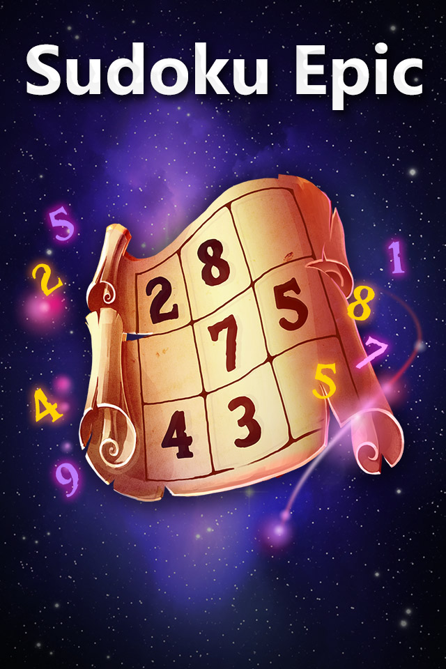 Sudoku Epic for iPhone, iPad, Android - Kristanix Games