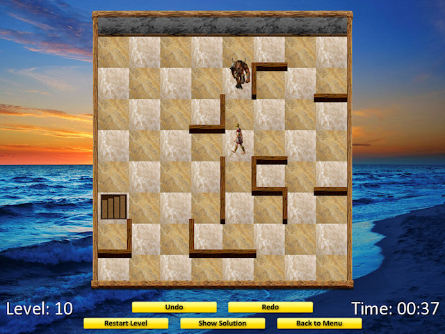 thesis and the minotaur game